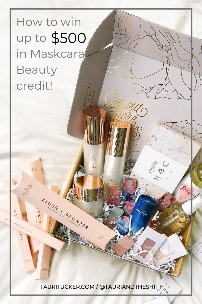 win $500 in maskcara beauty store credit mystery hostess party through may 2019 tauritucker.com